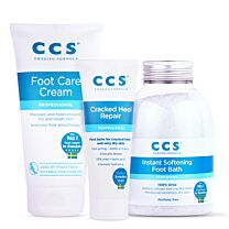 CCS Swedish Formula Foot Care Pack 1