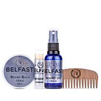 Belfast Beard Company Beard Care Starter Pack 1