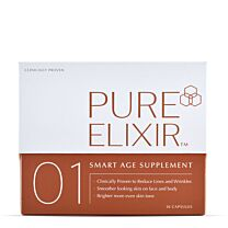 Pure Skin Elixir Smart Age Skincare Supplement 1