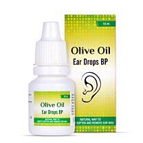 ClearEar Medical Grade Olive Oil Eardrops 1