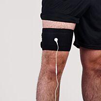 Universal TENS Electrode Leg Wrap 1