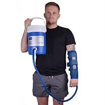 Evercryo Cold Compression Arm and Wrist Wrap 1
