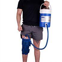Evercryo Cold Compression Knee Wrap 1