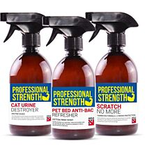 Professional Strength Pet Care Pack 3 1
