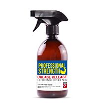 Professional Strength Crease Release Clothing Freshener 1
