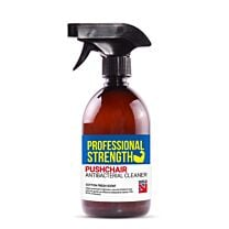 Professional Strength Antibacterial Pushchair Cleaner 1