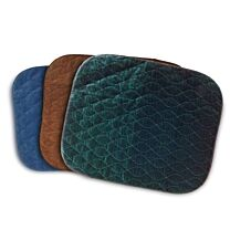 Incontinence Protection Velour Chair Pad 1