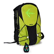 Cycle backpack with indicator 1