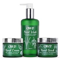 Organic Where Possible (OWP) Hardworking Hands Care Kit 1