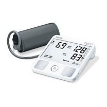 Beurer BM 93 Upper Arm Blood Pressure Monitor With ECG Function 1