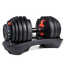 Osalis Health & Fitness Twist Lock Dumbbells  1