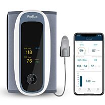 Viatom Blood Pressure and SP02 Monitor with APP 1