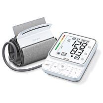 Beurer BM51 Upper Arm Easy Clip Blood Pressure Monitor 0