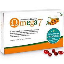 Omega 7 Sea Buckthorn Oil New 1