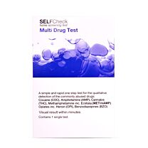 SELFCheck Multi Urine Drug Test