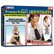 Wearable Workout Arm Weights 1