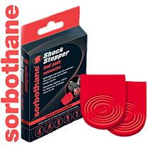 Sorbothane Shock-Stopper Heel Pads 1