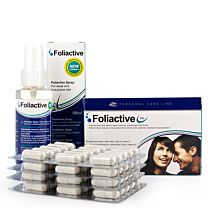 Foliactive Pack- Hair Loss Treatment and Prevention
