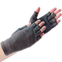 Compression Gloves with Grips 1