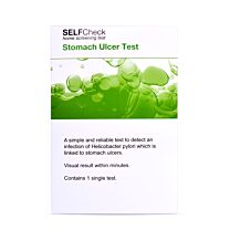 SELFCheck Stomach Ulcer Home Test Kit