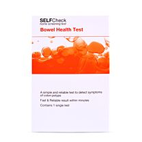 SELFCheck Bowel Health Test