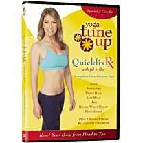 Yoga Tune Up Quickfix Rx Upper & Lower Body DVD