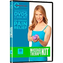 Yoga Tune Up Massage Therapy Kit Instuctional DVD