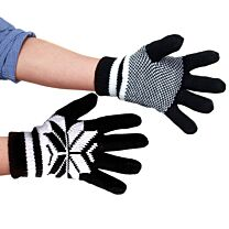 Sherpa Lined Gloves 1