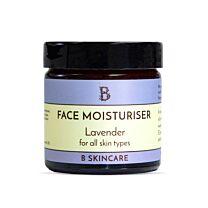 B Skincare Lavender & Honey Moisturiser 1