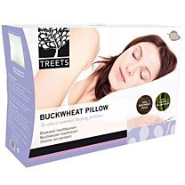 Treets Buckwheat Pillow