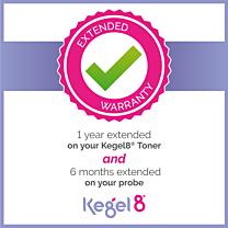 Kegel8 Pelvic Toner Unit & Probe Extended Warranty