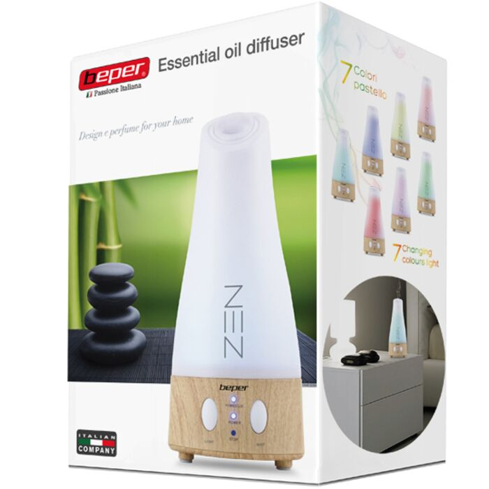 How to Use the Beper Aromatherapy Humidifier Aroma Diffuser & Humidifier