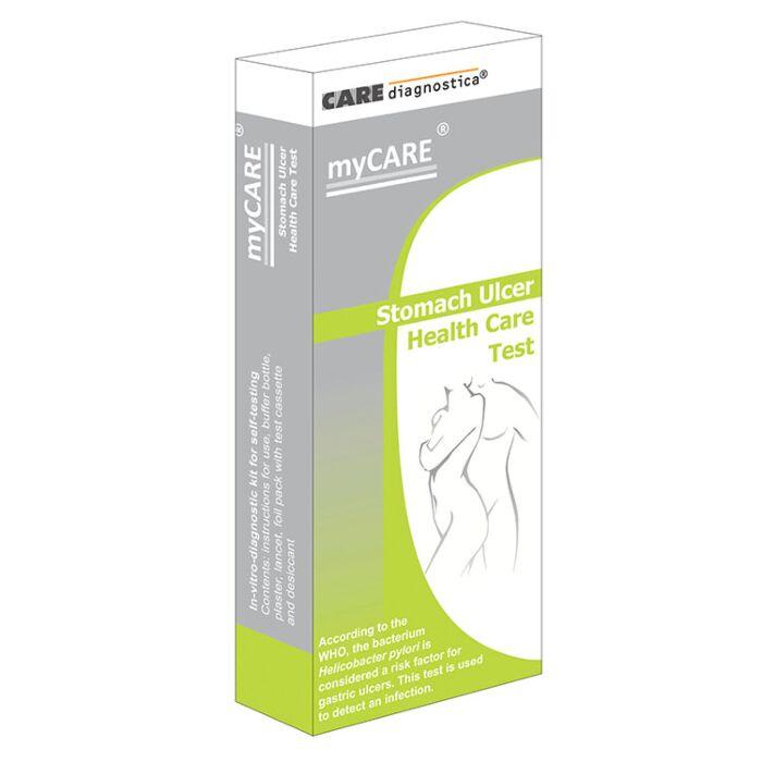 Care Diagnostica Stomach Ulcer Health Care Test