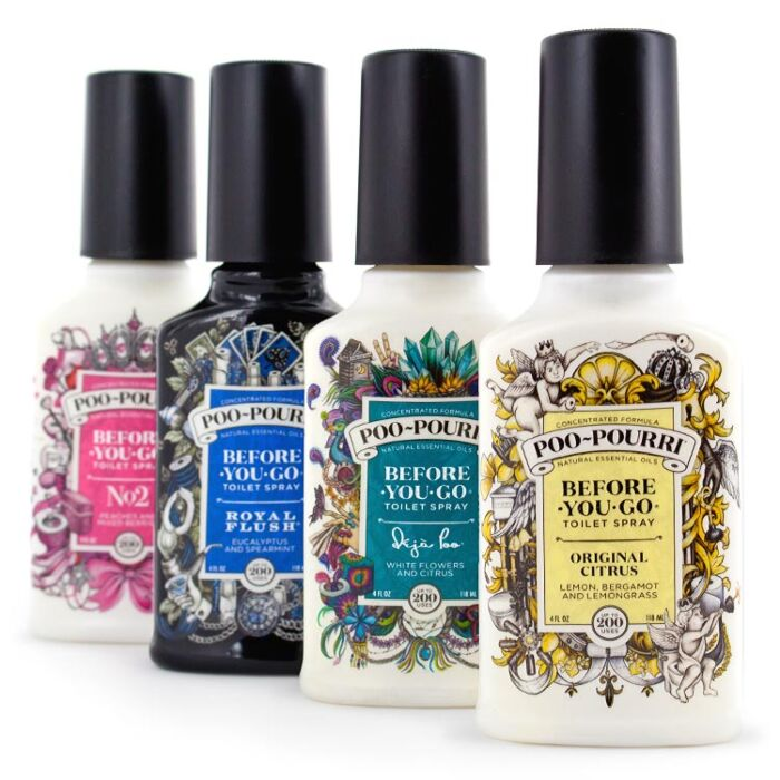Image result for poo pourri