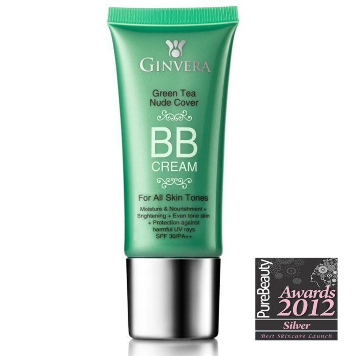 Land of Style: Test kremów BB część XXIII Ginvera Green