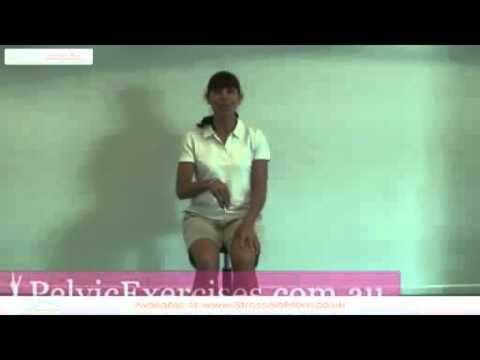 Michelle Kenway Pelvic Floor Safe Strength Exercises For Women Dvd Stressnomore