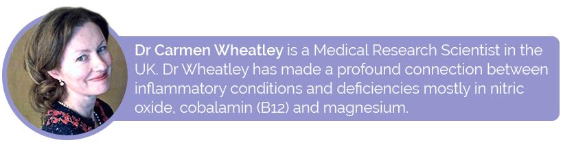 Dr Carmen Wheatley