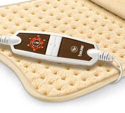 Beurer HK 115 Heating Pad Close Up