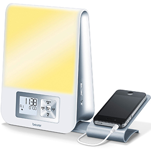 Beurer WL80 Wakeup Lamp Yellow