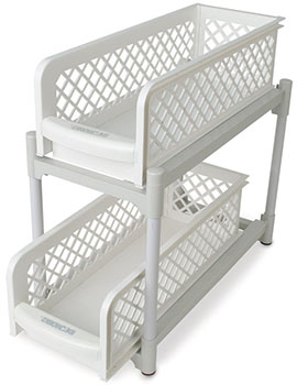 Ideaworks 2-tier Shelves