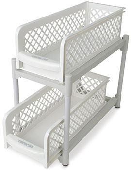 Ideaworks 2-tier Shelves
