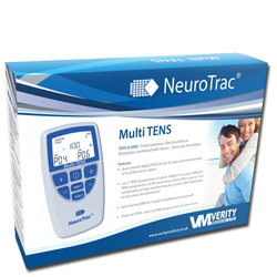 NeuroTrac Multi-TENS box