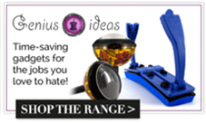 Shop The Genius Ideas Range