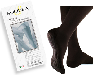 Solidea Relax Unisex Therapeutic Knee-High Socks