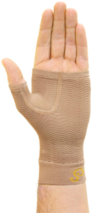 Solidea Therapeutic Micromassage Gauntlet Glove Lifestyle