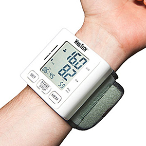 WrisTech 7000 Series Blood Pressure Monitor