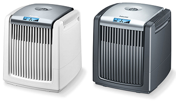 Beurer LW 110 Air Purifier and Cleaner Washer