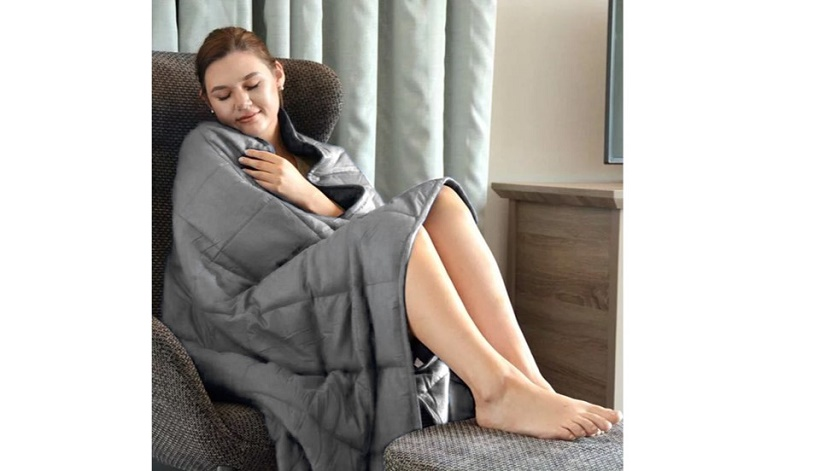 Natural Health Supports Weighted Blanket