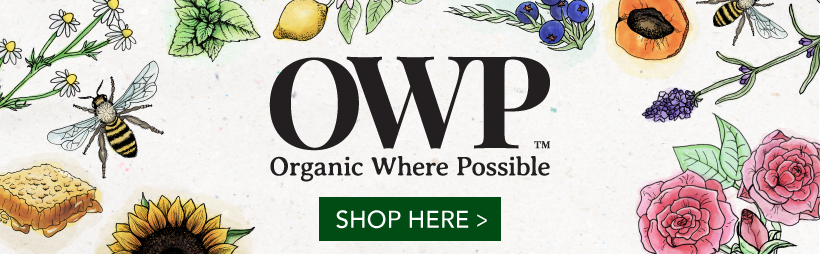 OWP Organic Where Possible