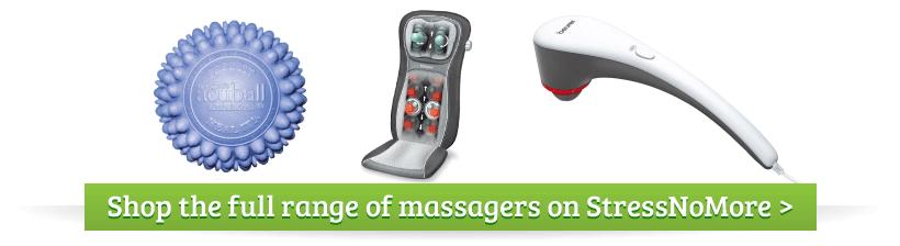 StressNoMore Massagers